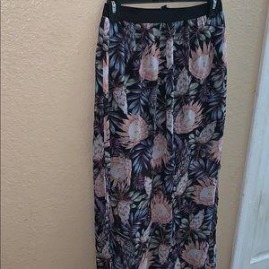Long summer beach skirt!
